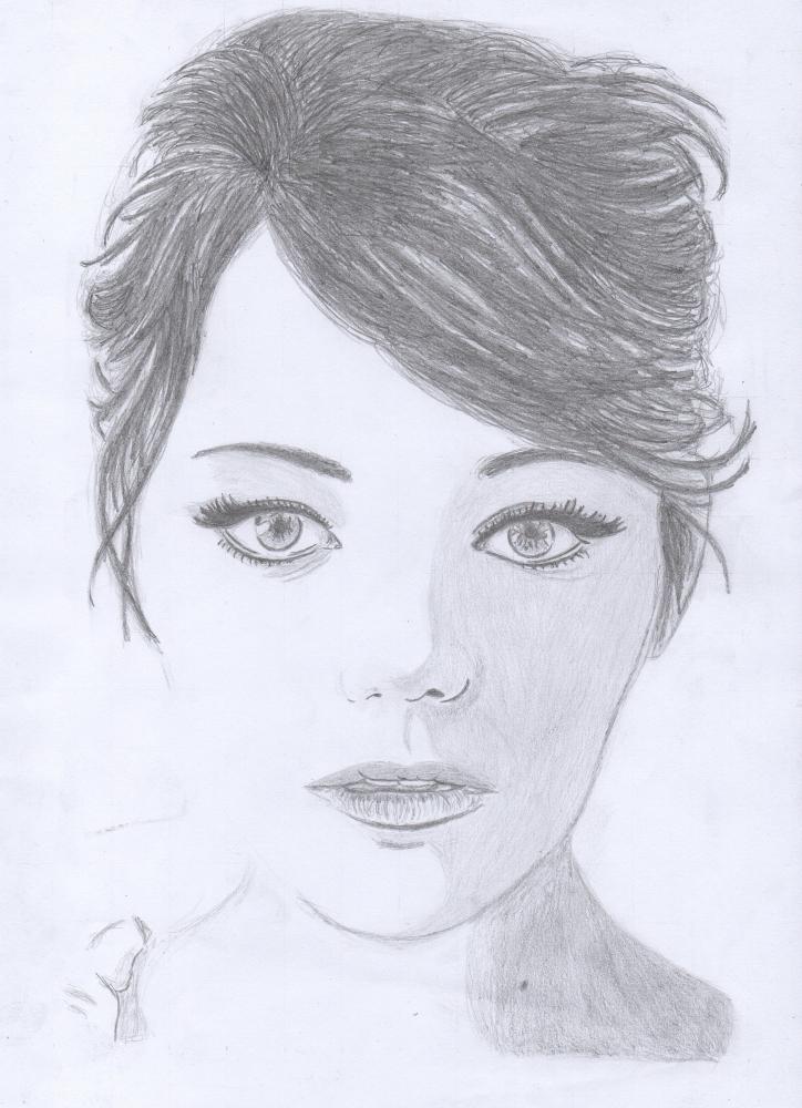 Emma Stone by manonw08